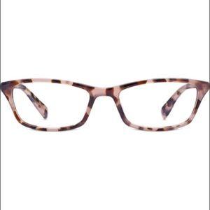 Warby Parker Annette Frames + Lenses